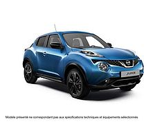 Nissan JUKE 2016 DIG-T 115CH 6MT 4X2 TEKNA PERSO EXT ROUGE 18'