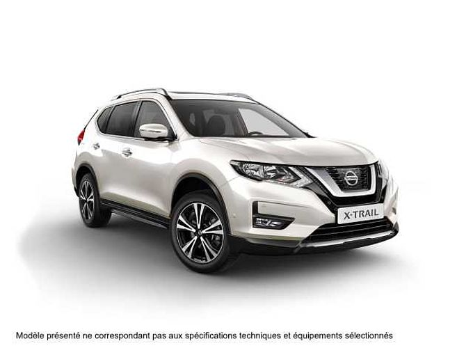 Nissan X-TRAIL XTRAIL DCI 130 6MT 2WD DESTINCTION 7 PLACES